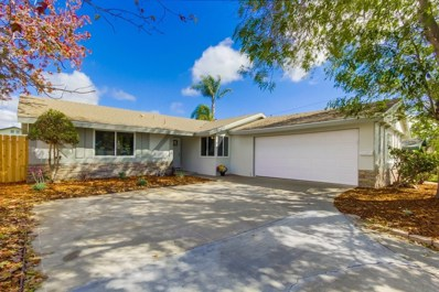 4327 Mount Putman Ave, San Diego, CA 92117 - MLS#: 180055940