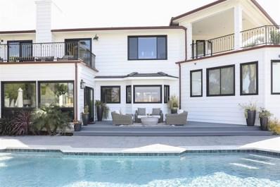 352 Arroyo Drive, Encinitas, CA 92024 - MLS#: 180055979