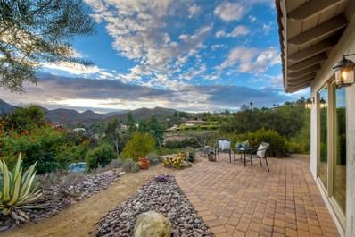 1964 W Via Rancho Pkwy, Escondido, CA 92029 - MLS#: 180055981