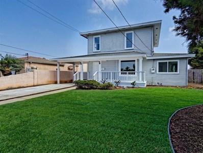 221 2nd Ave, Chula Vista, CA 91910 - MLS#: 180055988