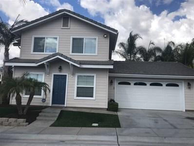 1326 Wendell Cutting Ct., El Cajon, CA 92021 - MLS#: 180055996