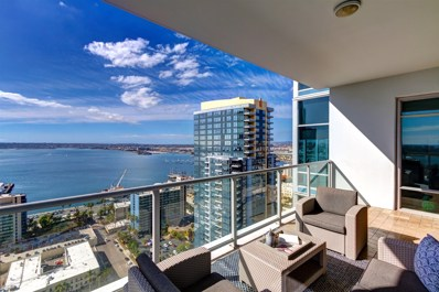 1262 Kettner Blvd UNIT 2902, San Diego, CA 92101 - MLS#: 180056033