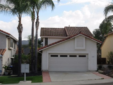 1724 Augusta Court, El Cajon, CA 92019 - MLS#: 180056076