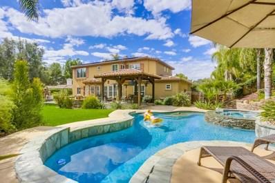 835 Stratford Knoll, Encinitas, CA 92024 - MLS#: 180056095