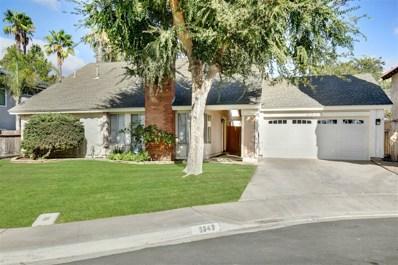 5343 Huaracha Court, San Diego, CA 92124 - #: 180056114