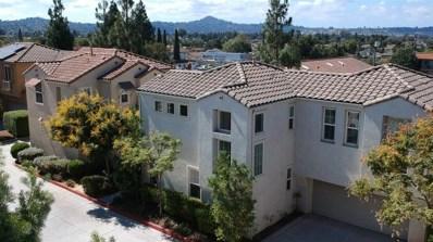 960 Teatro Circle, El Cajon, CA 92021 - MLS#: 180056138