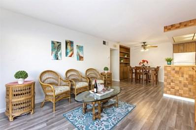 5938 Rancho Mission Rd. UNIT 131, San Diego, CA 92108 - MLS#: 180056174