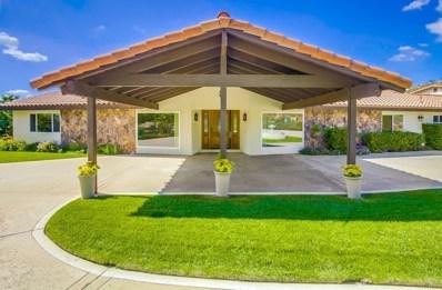 15407 El Capitan Real Lane, El Cajon, CA 92021 - MLS#: 180056191