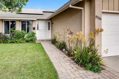 8206 Calle Pino, San Diego, CA 92126 - MLS#: 180056225