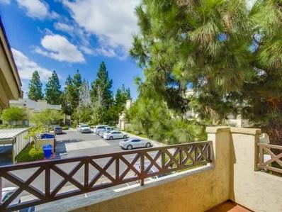 2067 Lakeridge Cir UNIT 201, Chula Vista, CA 91913 - MLS#: 180056241