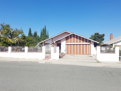 8320 Holt St, Spring Valley, CA 91977 - MLS#: 180056252