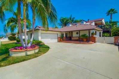 6535 Burgundy St, San Diego, CA 92120 - MLS#: 180056256