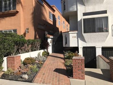 3709 7th Avenue UNIT 8, San Diego, CA 92103 - MLS#: 180056332