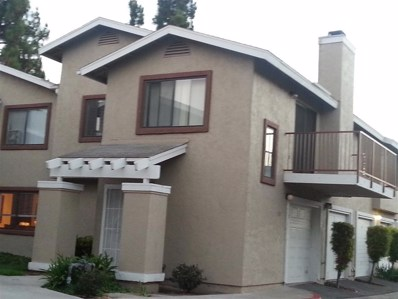 510 Georgetown Pl UNIT D, Chula Vista, CA 91911 - MLS#: 180056420