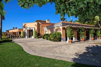 14808 Las Mananas, Rancho Santa Fe, CA 92067 - MLS#: 180056428