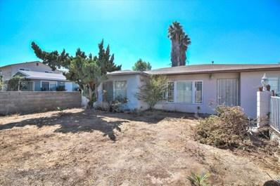 1334 Diamond Ln, El Cajon, CA 92021 - MLS#: 180056473