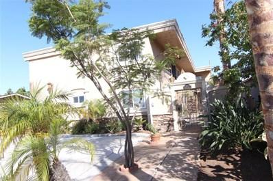 4175 Wabash Ave UNIT Unit 1, San Diego, CA 92104 - MLS#: 180056483