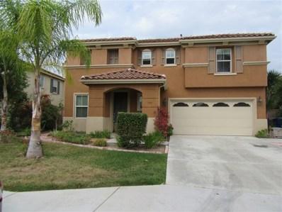 551 Wala Drive, Oceanside, CA 92058 - MLS#: 180056553
