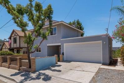 3634 Nereis Drive, La Mesa, CA 91941 - MLS#: 180056569