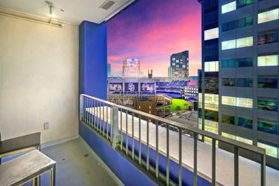 321 10th Ave UNIT 1206, San Diego, CA 92101 - MLS#: 180056597