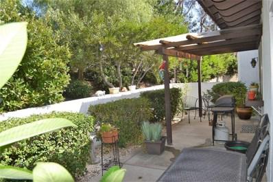 12780 Avenida La Valencia UNIT 163, San Diego, CA 92128 - #: 180056598