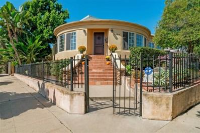 1802 Bancroft Street, San Diego, CA 92102 - MLS#: 180056605