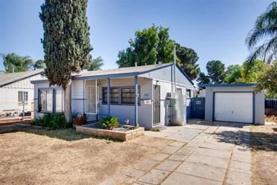 205 Richardson, san diego, CA 92020 - MLS#: 180056637