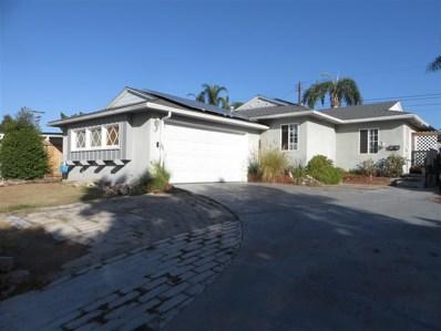 5285 Waring Rd, San Diego, CA 92120 - MLS#: 180056649