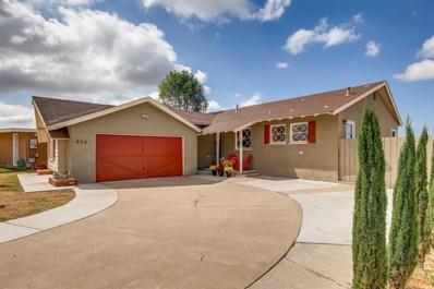 926 Kelton, San Diego, CA 92114 - MLS#: 180056712