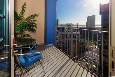 321 10Th Ave UNIT 1706, San Diego, CA 92101 - MLS#: 180056719