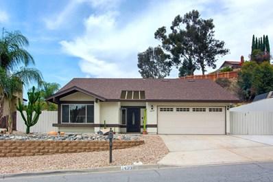 14238 Jennings Vista Dr, Lakeside, CA 92040 - MLS#: 180056729