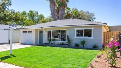 899 Gamble St, Escondido, CA 92026 - MLS#: 180056730