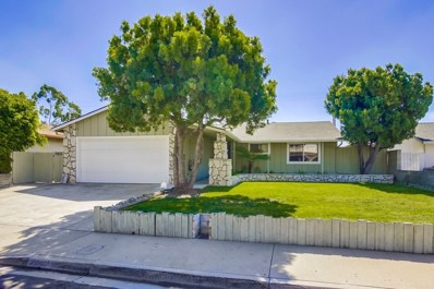 7919 Anders Circle, La Mesa, CA 91942 - MLS#: 180056739