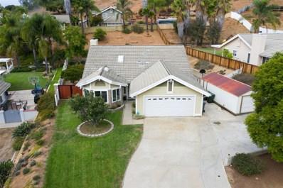 1551 Conway Dr, Escondido, CA 92027 - MLS#: 180056742