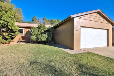 2453 Edding Drive, Lemon Grove, CA 91945 - MLS#: 180056758