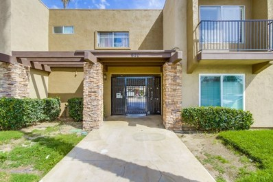 620 E E Lexington Ave UNIT 1, El Cajon, CA 92020 - MLS#: 180056770