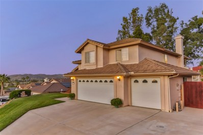 8631 Clifford Heights Road, Santee, CA 92071 - MLS#: 180056812