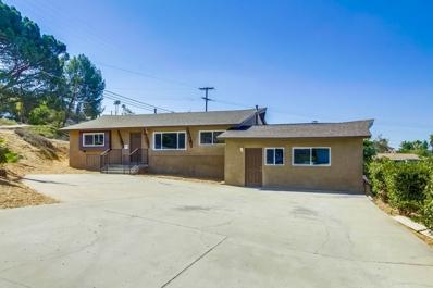 1093 Greta St, El Cajon, CA 92021 - MLS#: 180056814