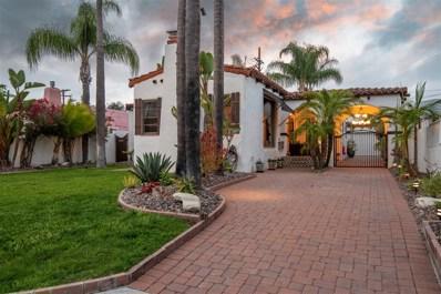 4531 59th St., San Diego, CA 92115 - MLS#: 180056816
