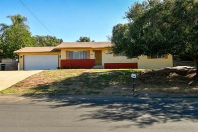 926 Park Dr, Escondido, CA 92029 - MLS#: 180056845