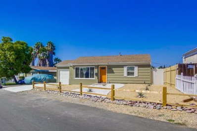 1860 Eldora Street, Lemon Grove, CA 91945 - MLS#: 180056850