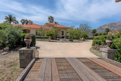 2352 White Wing Dr, Jamul, CA 91935 - #: 180056857