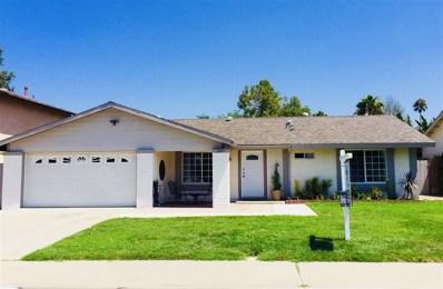 12847 Reo Real Drive, Poway, CA 92064 - MLS#: 180056865