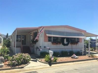 2280 E Valley Parkway UNIT 116, Escondido, CA 92027 - MLS#: 180056879