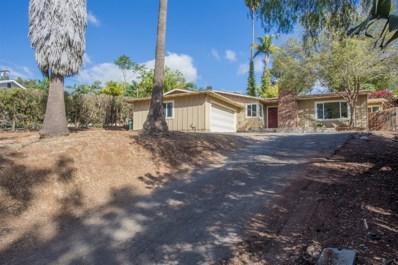170 Beaumont Drive, Vista, CA 92084 - MLS#: 180056918