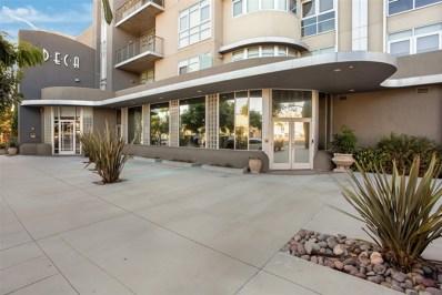 3740 Park Blvd UNIT 418, San Diego, CA 92103 - MLS#: 180056937