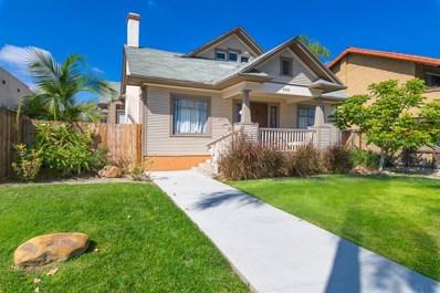 4360 34th St., San Diego, CA 92104 - MLS#: 180056942