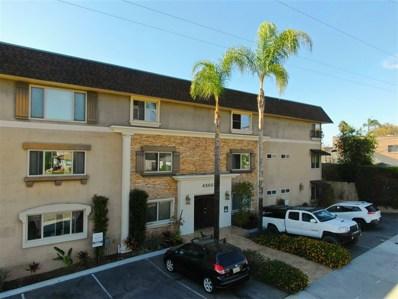 4560 60th Street UNIT 2, San Diego, CA 92115 - MLS#: 180056958