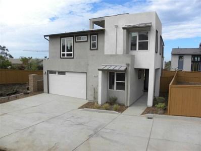 3319 Ticonderoga Street, San Diego, CA 92117 - MLS#: 180056983