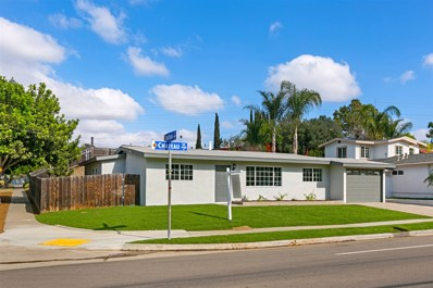 4902 Chateau Drive, San Diego, CA 92117 - #: 180056995